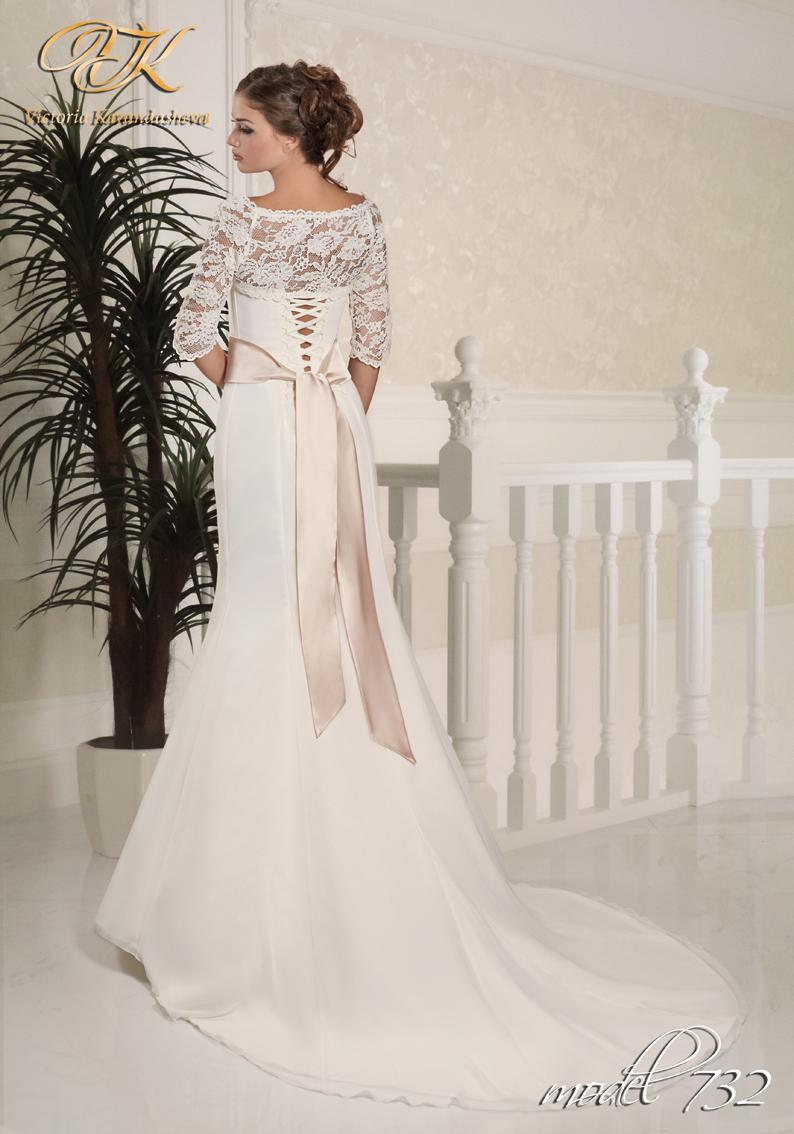 Свадебное платье Victoria Karandasheva 732
