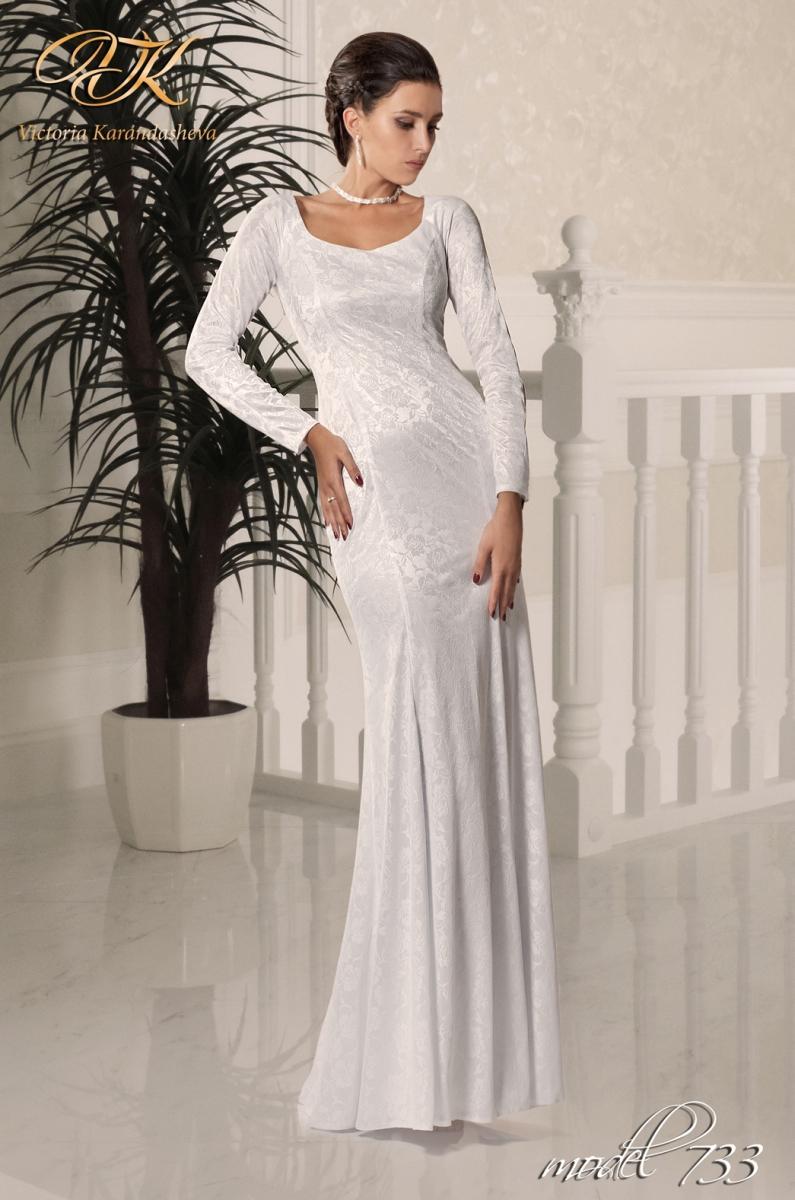 Свадебное платье Victoria Karandasheva 733