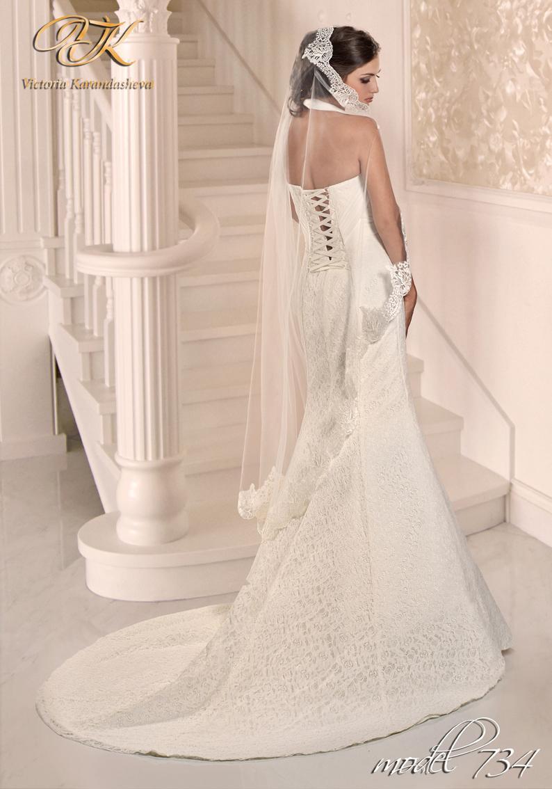 Свадебное платье Victoria Karandasheva 734