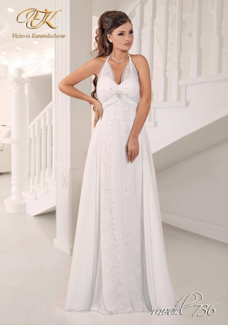 Свадебное платье Victoria Karandasheva 736
