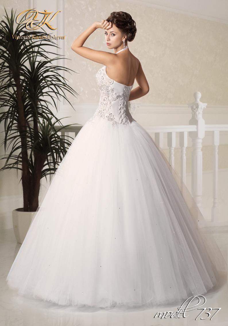 Свадебное платье Victoria Karandasheva 737