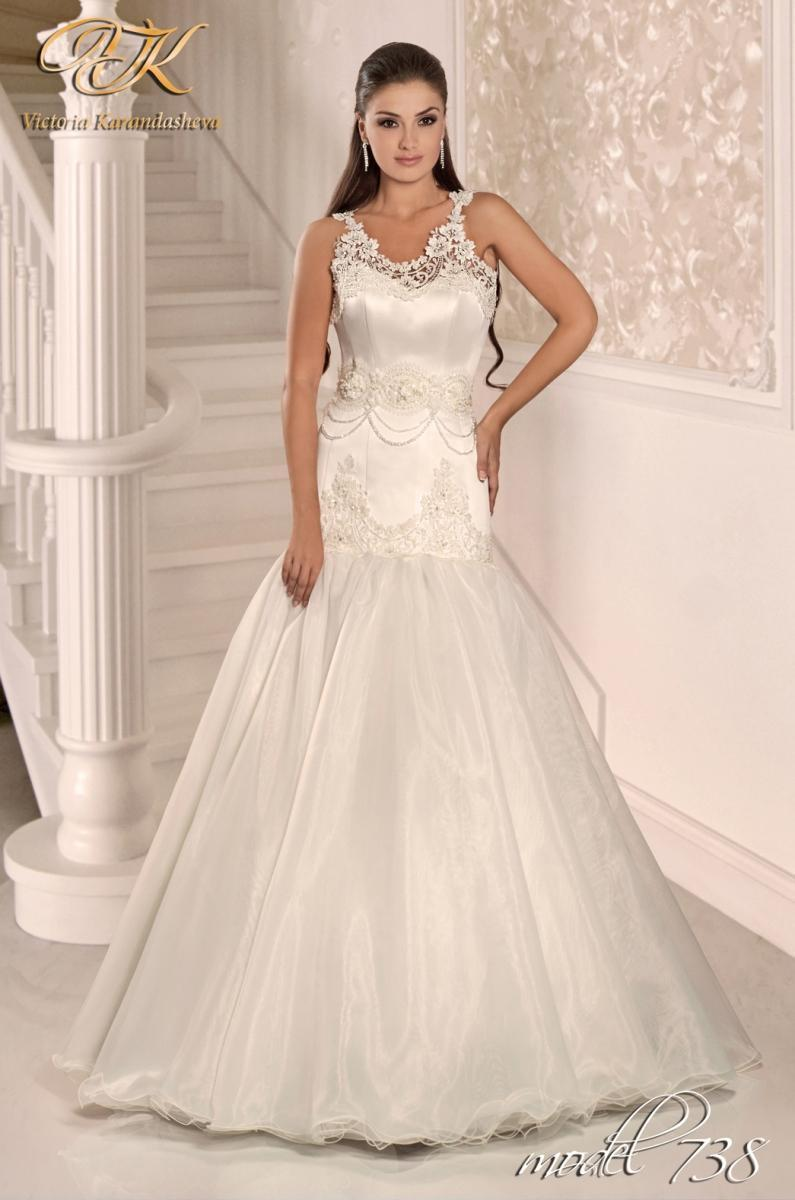 Wedding Dress Victoria Karandasheva 738