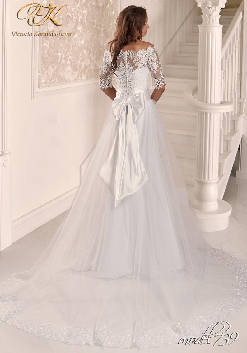Свадебное платье Victoria Karandasheva 739