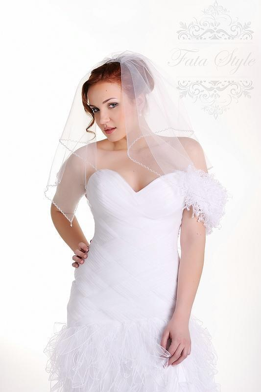 Свадебная фата Fata Style Скарлет