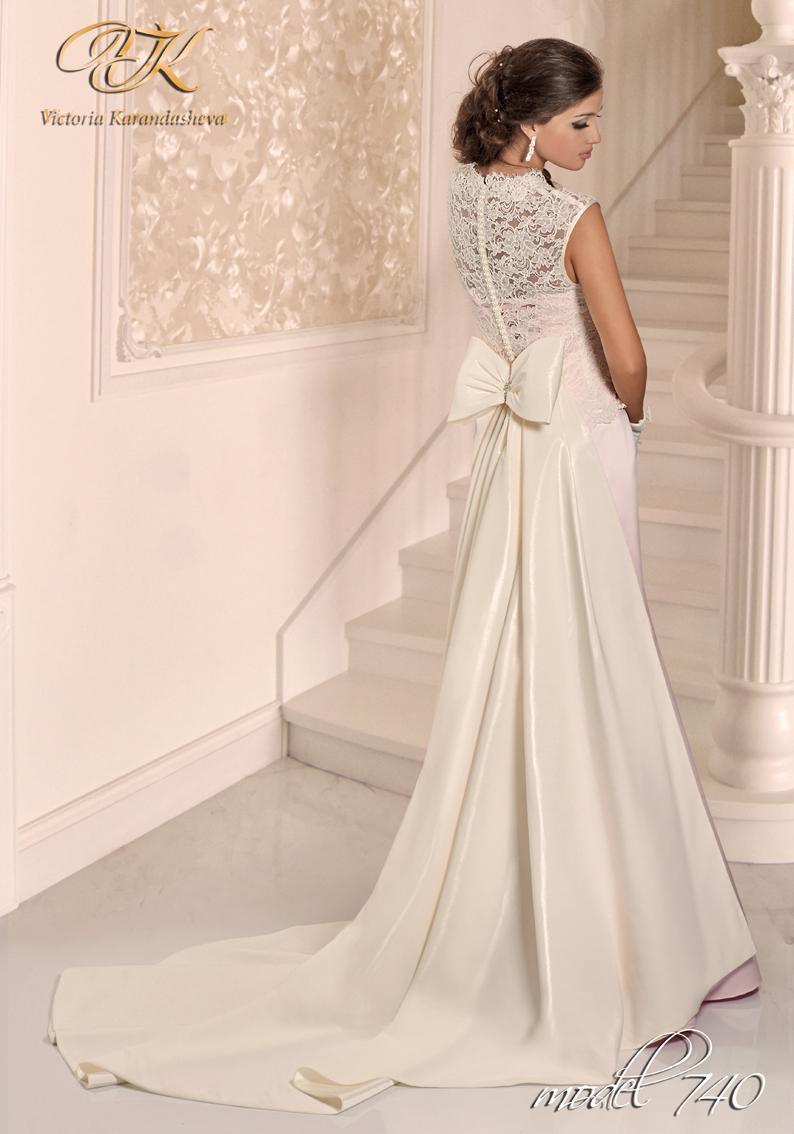 Свадебное платье Victoria Karandasheva 740