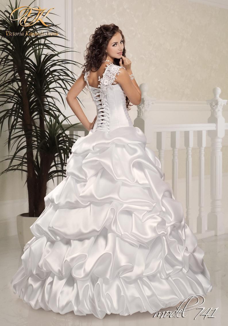 Свадебное платье Victoria Karandasheva 741