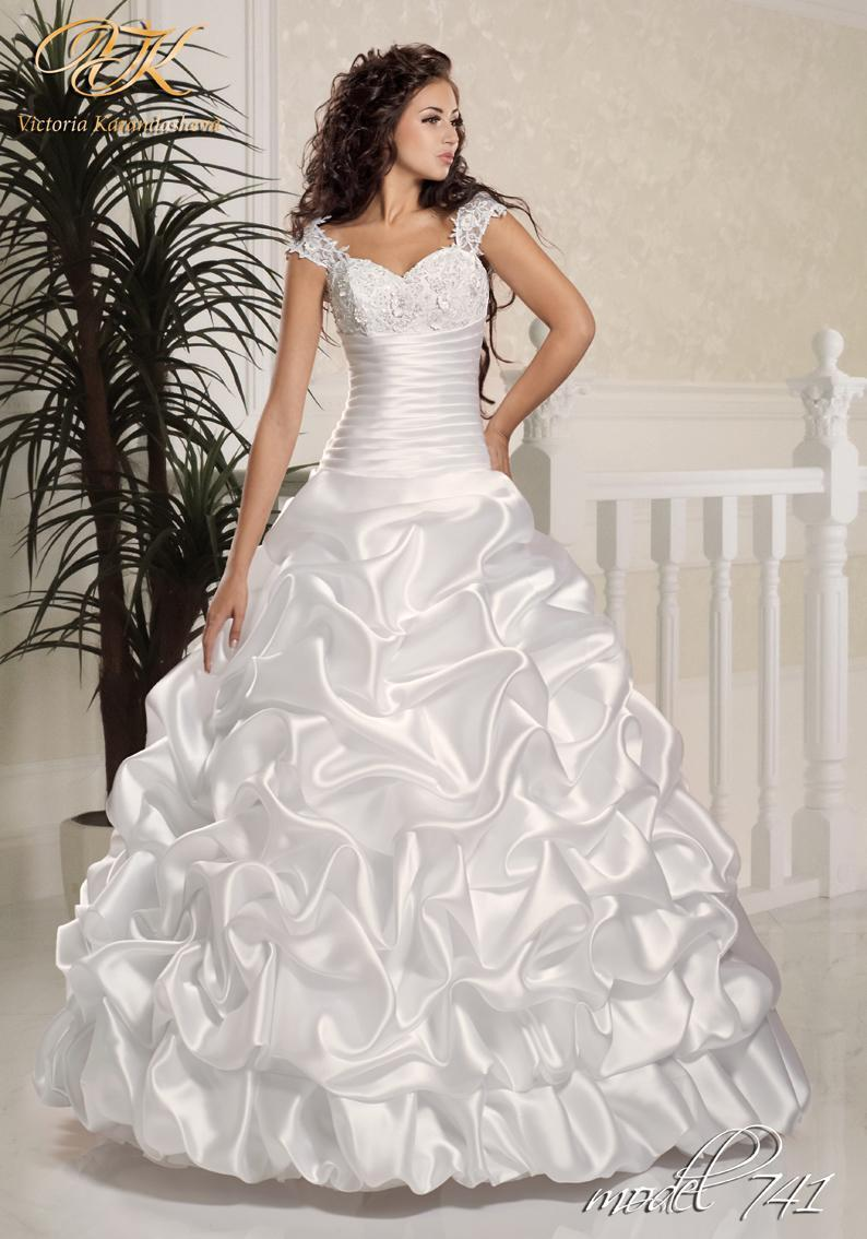 Wedding Dress Victoria Karandasheva 741