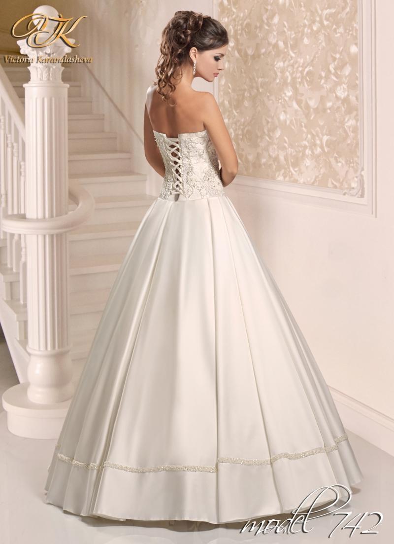 Свадебное платье Victoria Karandasheva 742