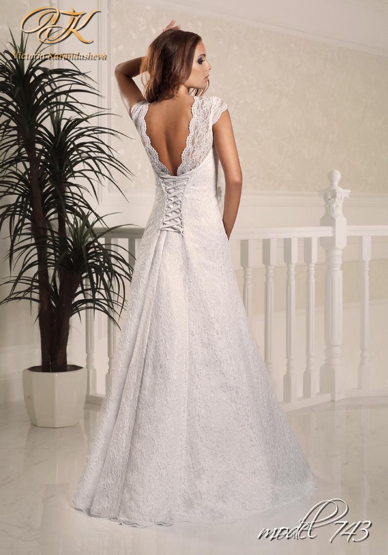 Свадебное платье Victoria Karandasheva 743