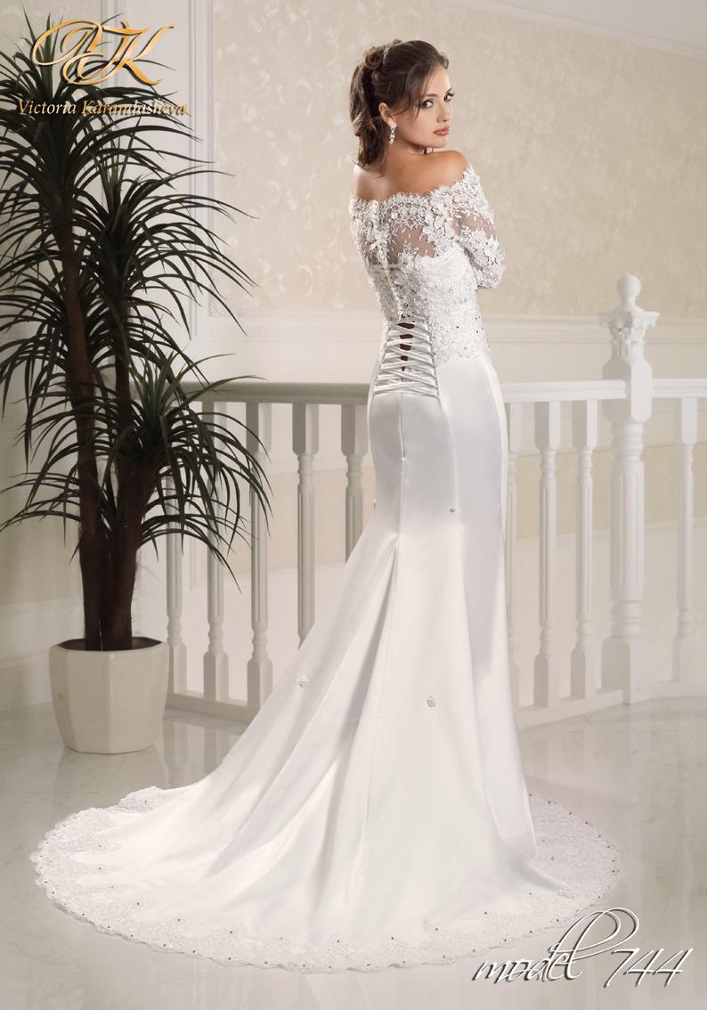 Свадебное платье Victoria Karandasheva 744