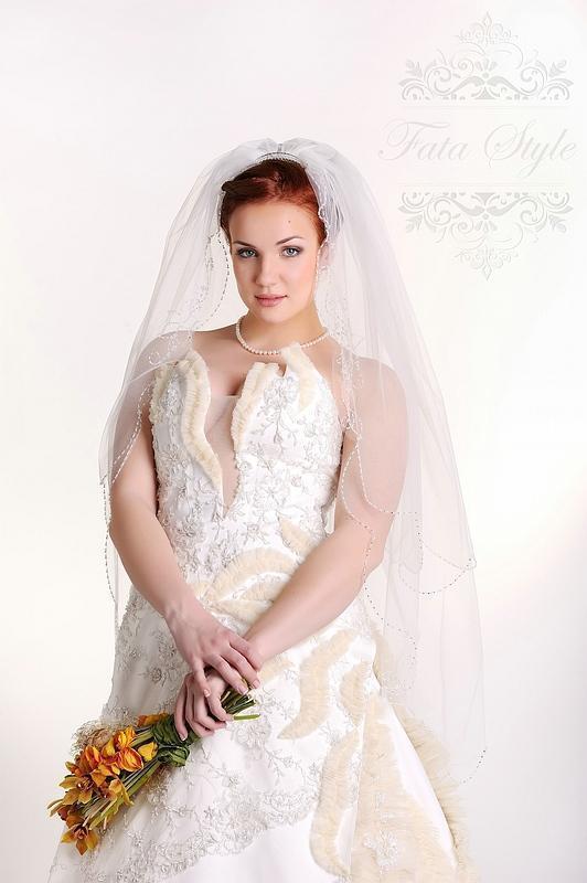 Свадебная фата Fata Style Глория