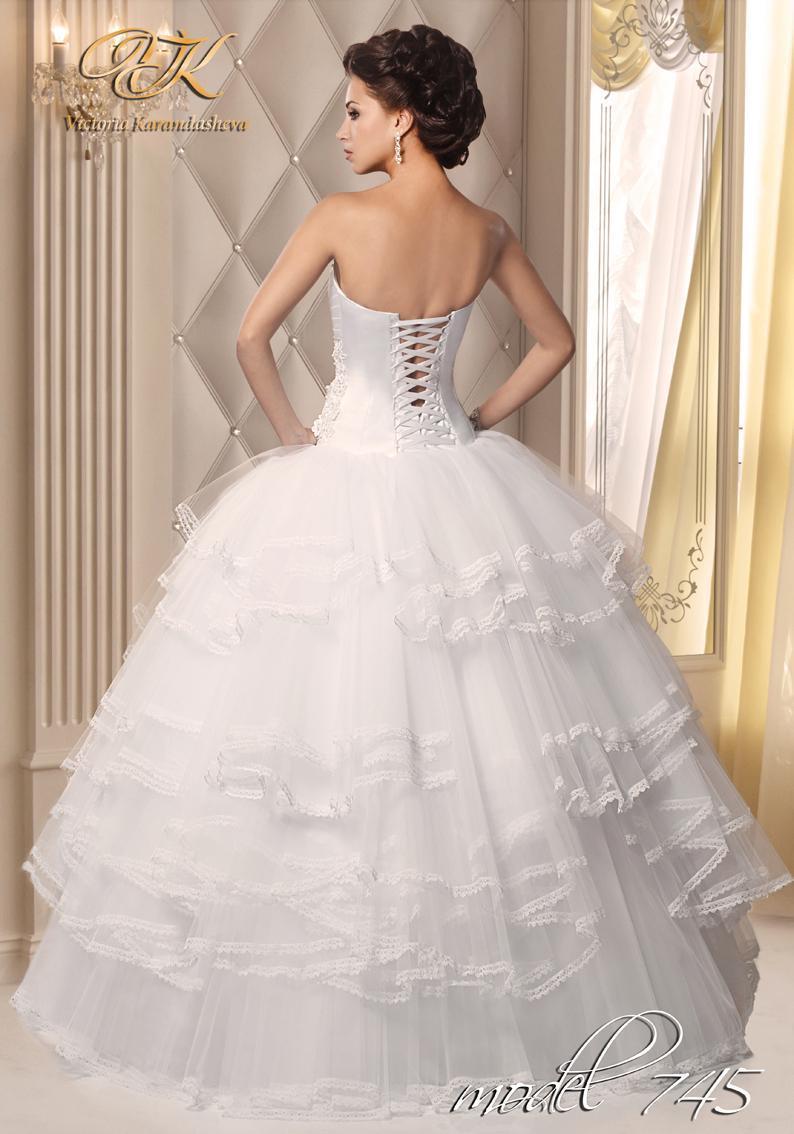 Свадебное платье Victoria Karandasheva 745