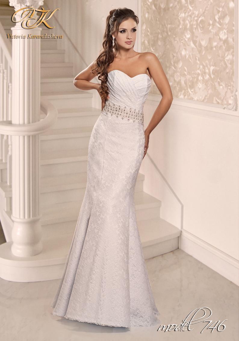 Свадебное платье Victoria Karandasheva 746