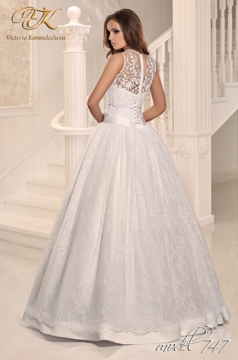Свадебное платье Victoria Karandasheva 747