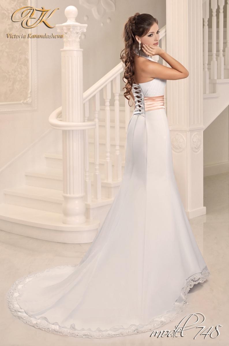 Свадебное платье Victoria Karandasheva 748