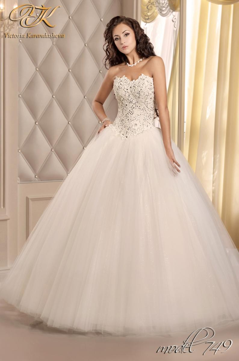 Wedding Dress Victoria Karandasheva 749