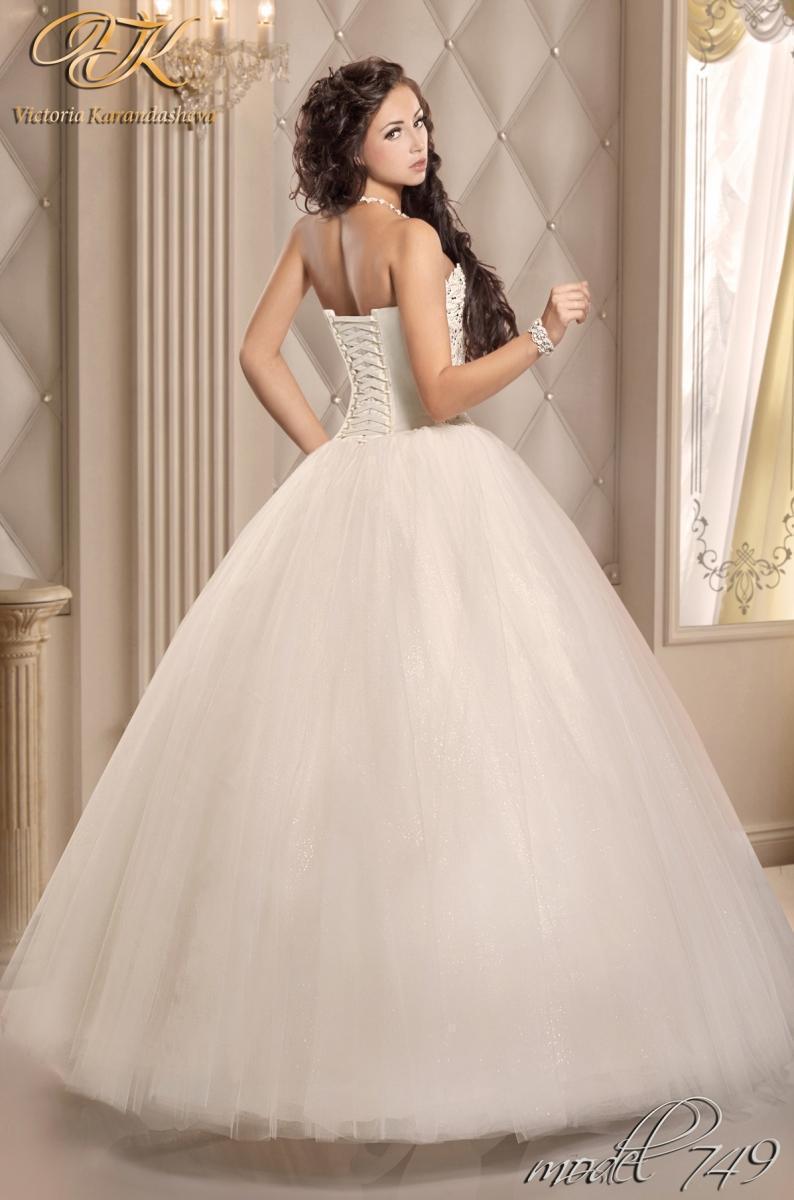 Свадебное платье Victoria Karandasheva 749