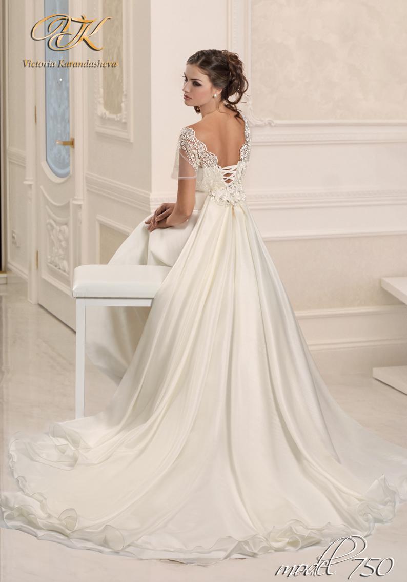 Свадебное платье Victoria Karandasheva 750