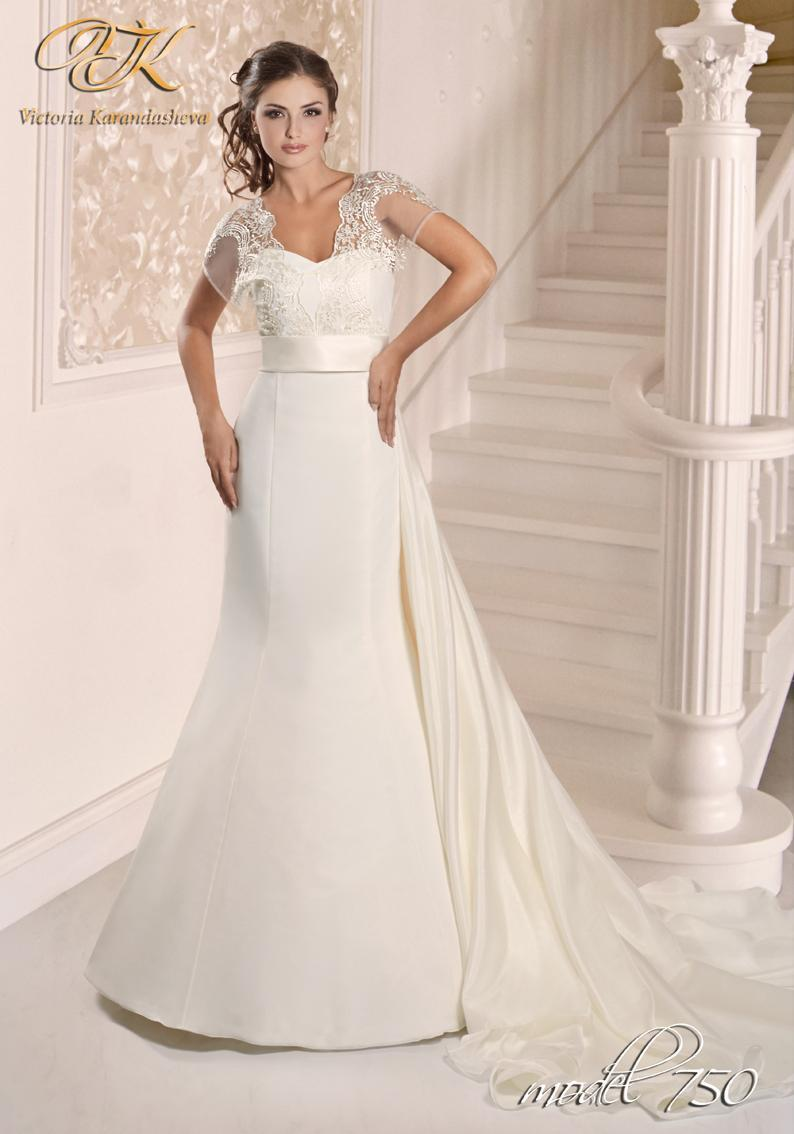 Wedding Dress Victoria Karandasheva 750