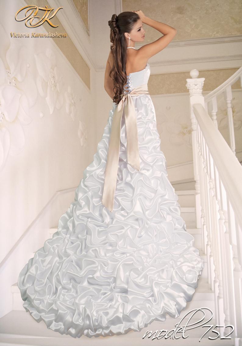 Свадебное платье Victoria Karandasheva 752