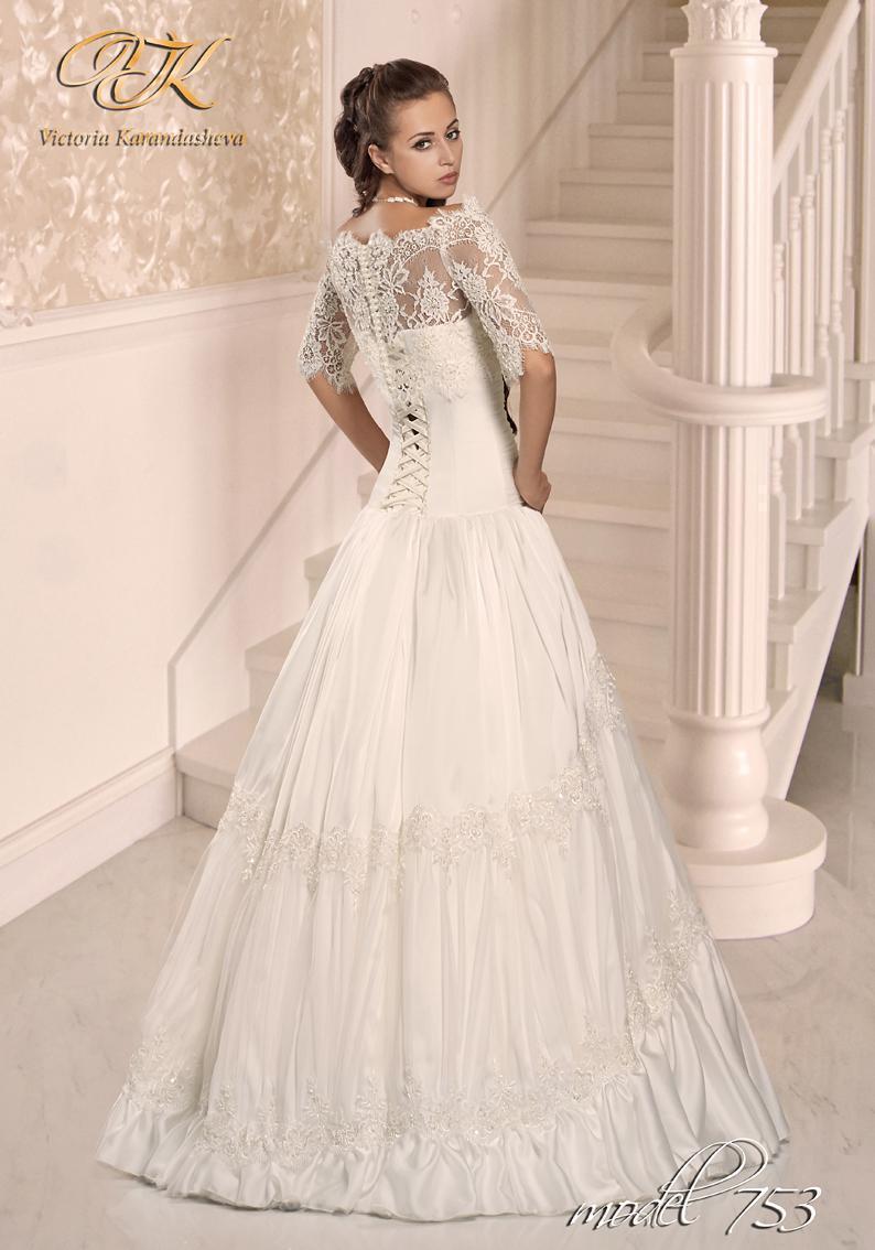Свадебное платье Victoria Karandasheva 753