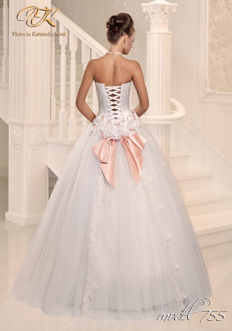 Свадебное платье Victoria Karandasheva 755