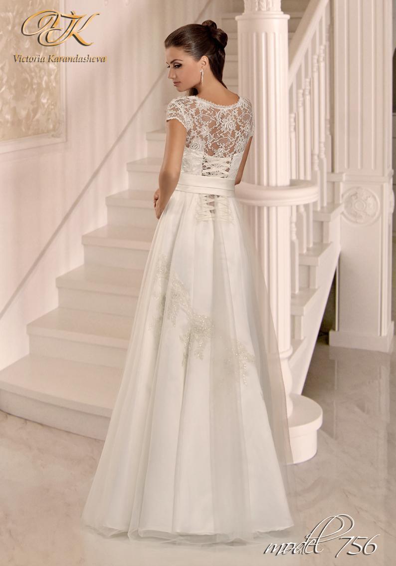 Свадебное платье Victoria Karandasheva 756