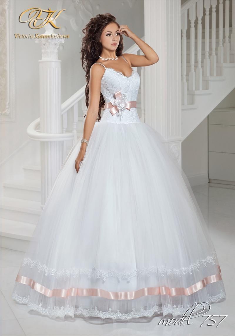 Свадебное платье Victoria Karandasheva 757