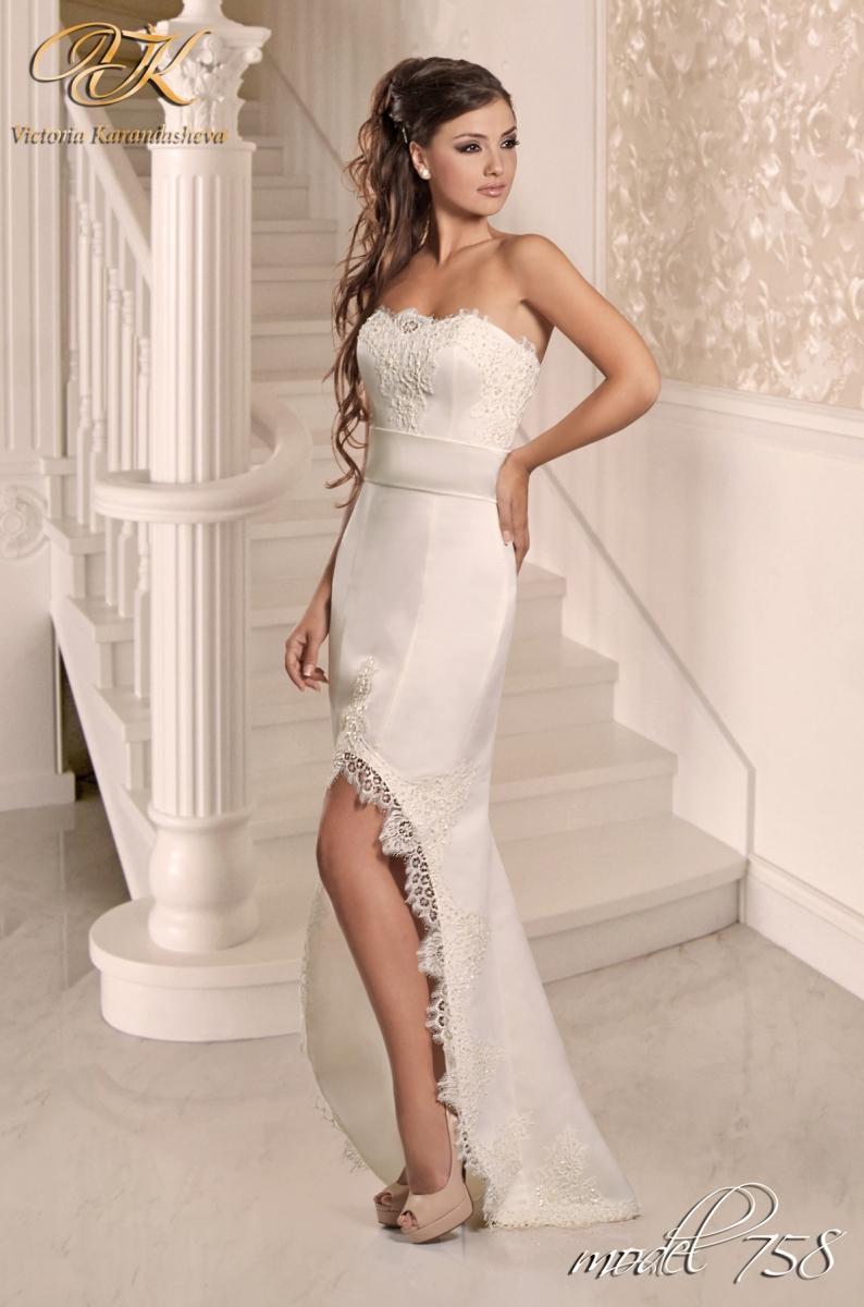Свадебное платье Victoria Karandasheva 758