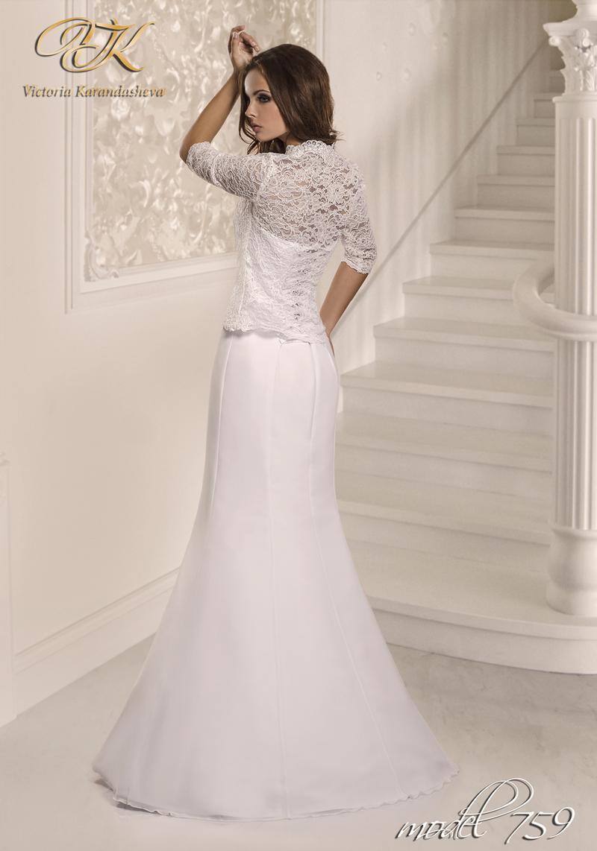 Свадебное платье Victoria Karandasheva 759