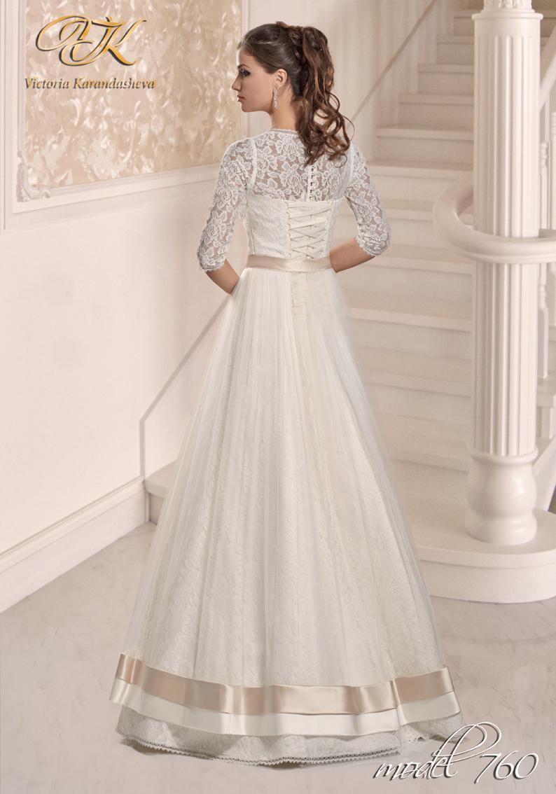 Свадебное платье Victoria Karandasheva 760