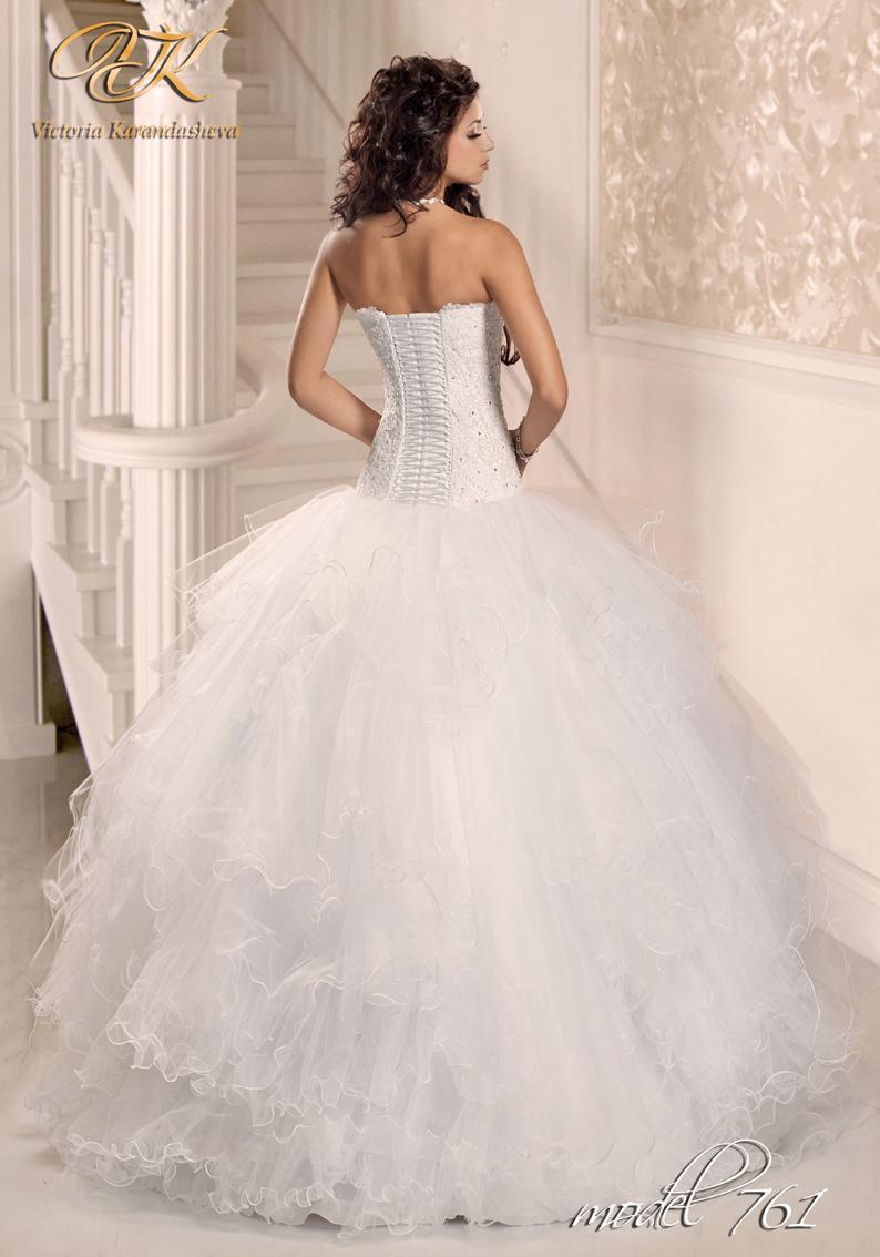 Свадебное платье Victoria Karandasheva 761