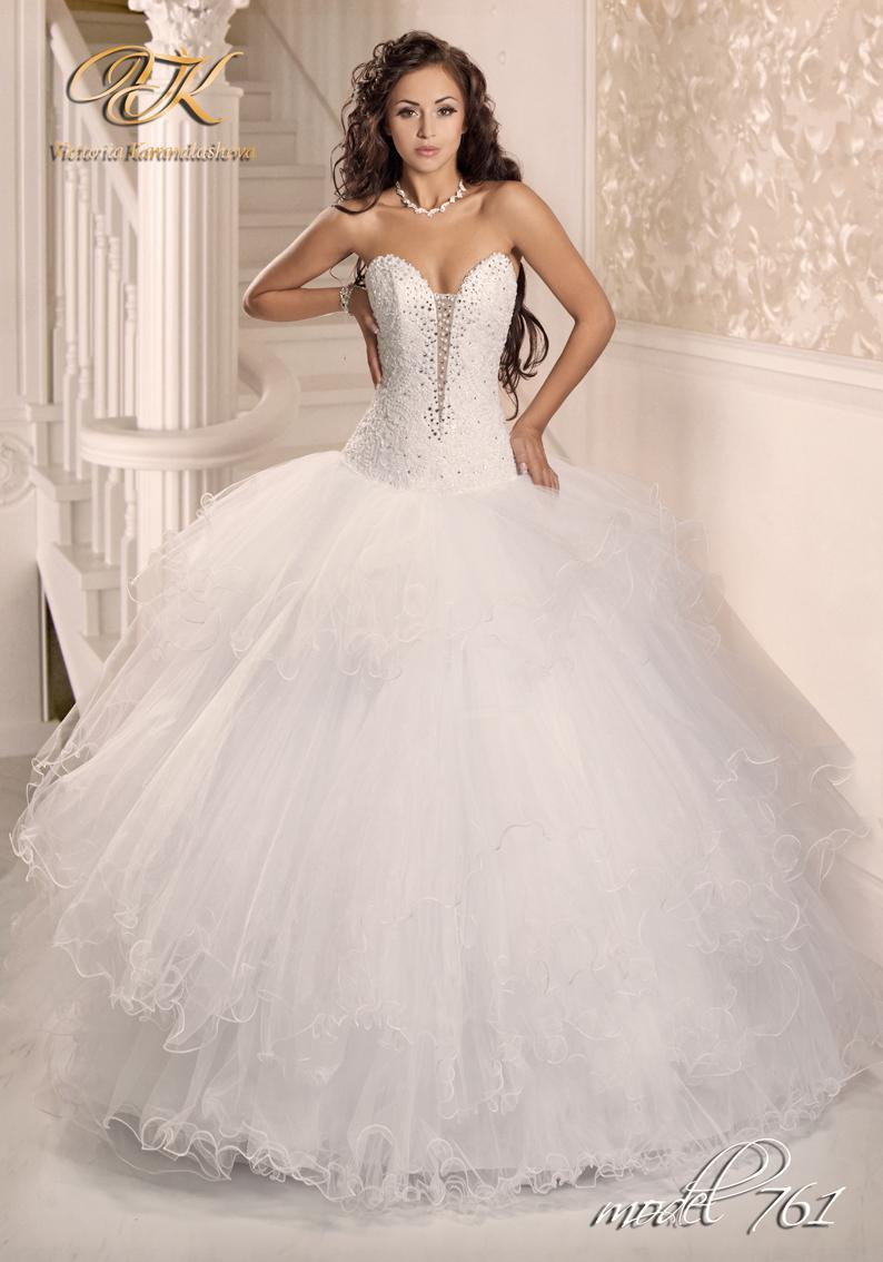 Wedding Dress Victoria Karandasheva 761