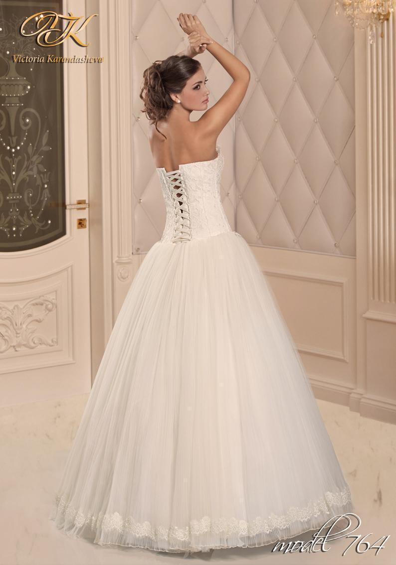 Свадебное платье Victoria Karandasheva 764