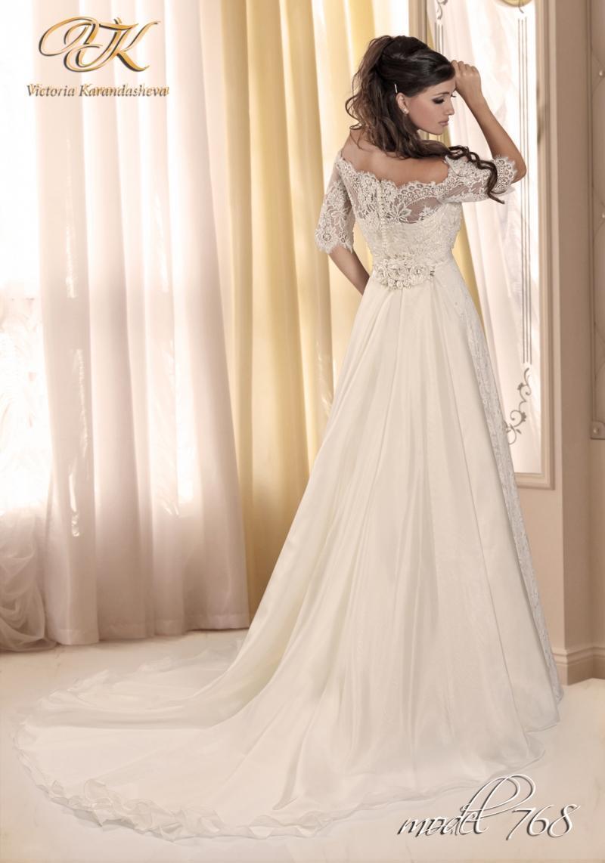 Свадебное платье Victoria Karandasheva 768
