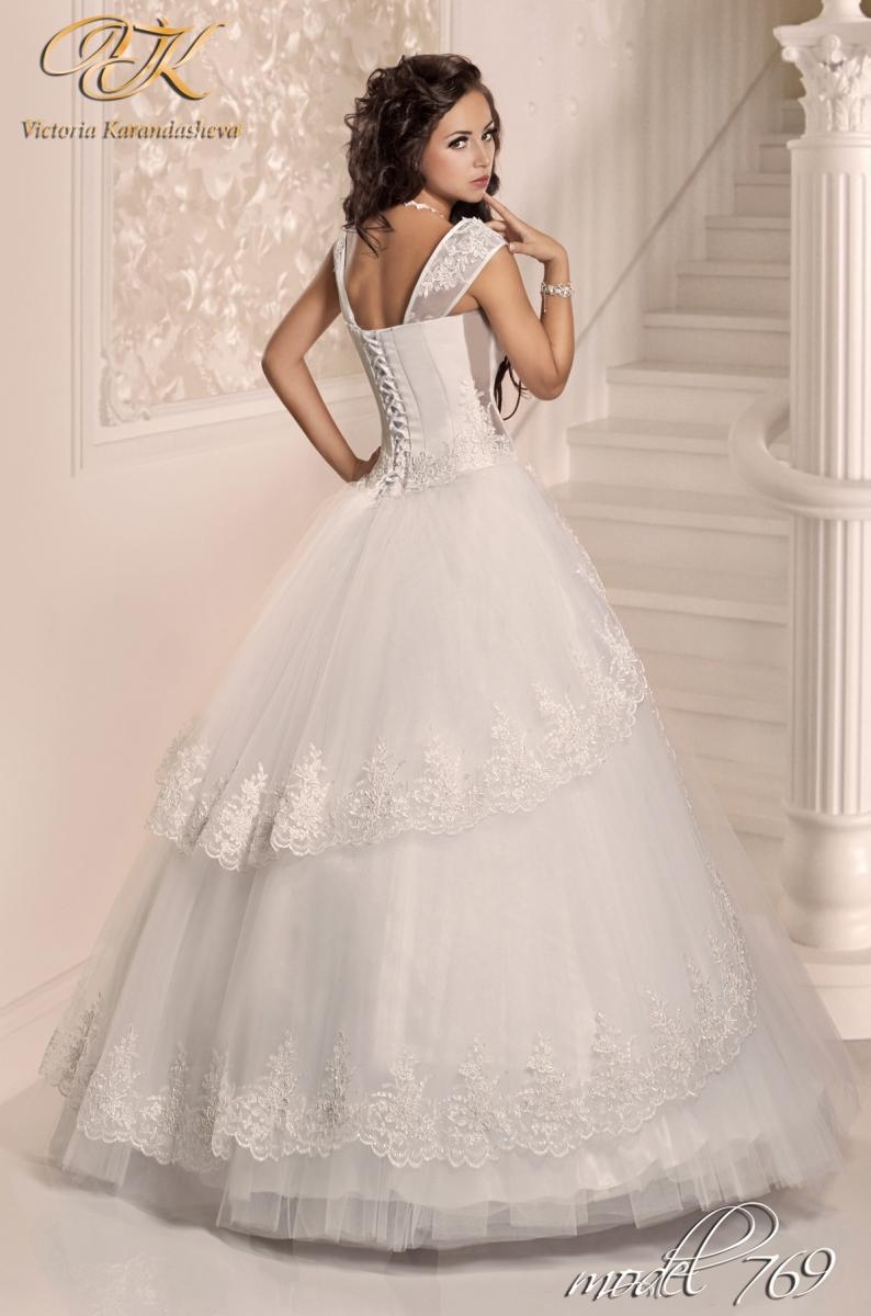 Свадебное платье Victoria Karandasheva 769