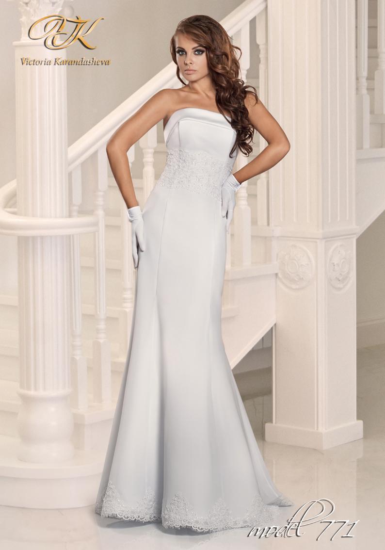 Свадебное платье Victoria Karandasheva 771