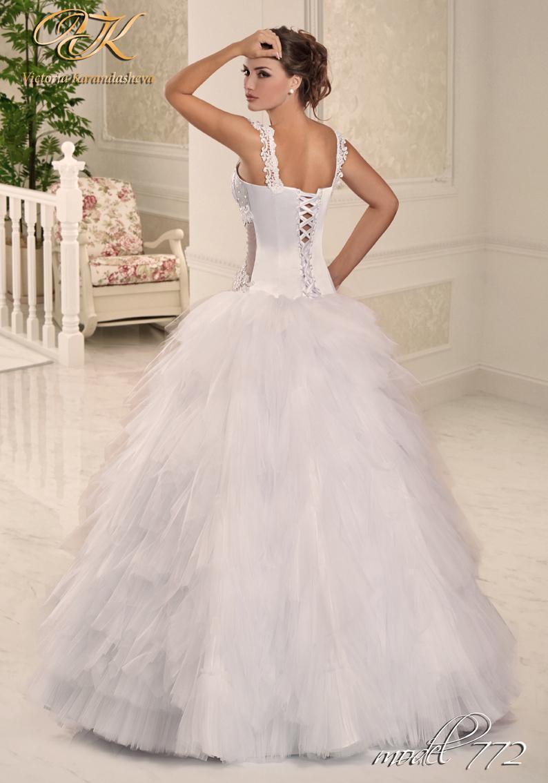 Свадебное платье Victoria Karandasheva 772