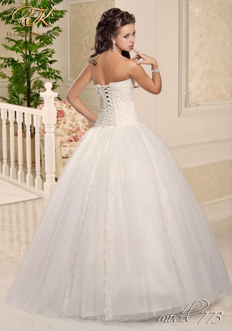 Свадебное платье Victoria Karandasheva 773