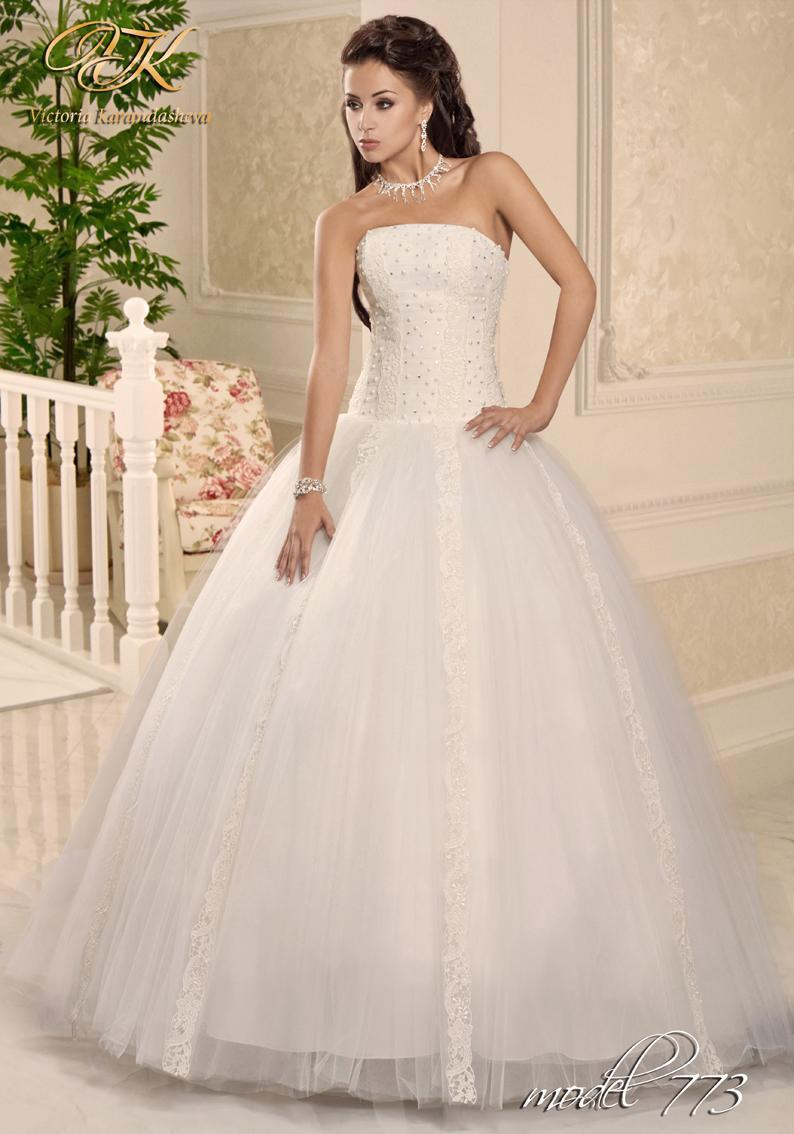 Wedding Dress Victoria Karandasheva 773