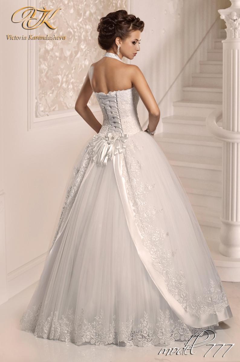 Свадебное платье Victoria Karandasheva 777