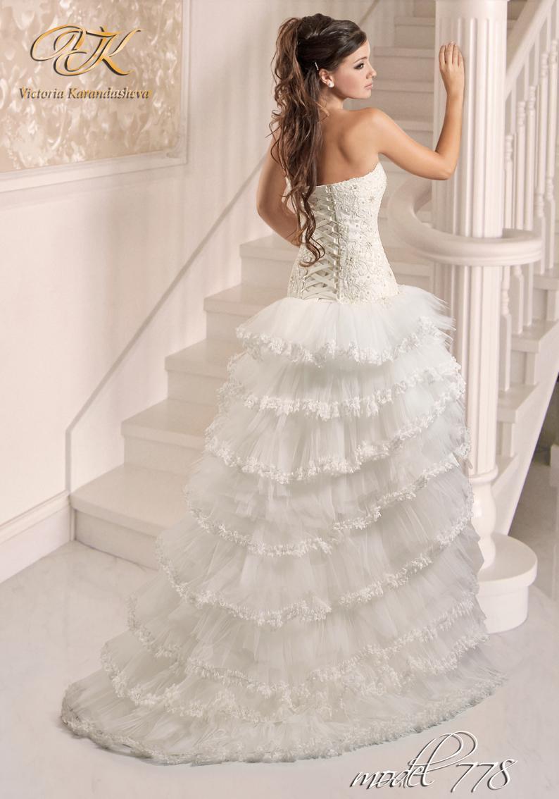 Свадебное платье Victoria Karandasheva 778