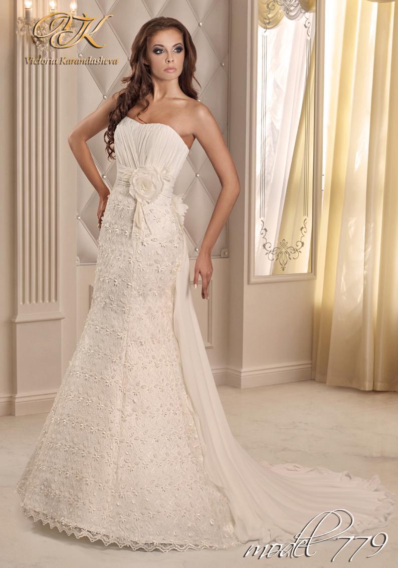 Свадебное платье Victoria Karandasheva 779