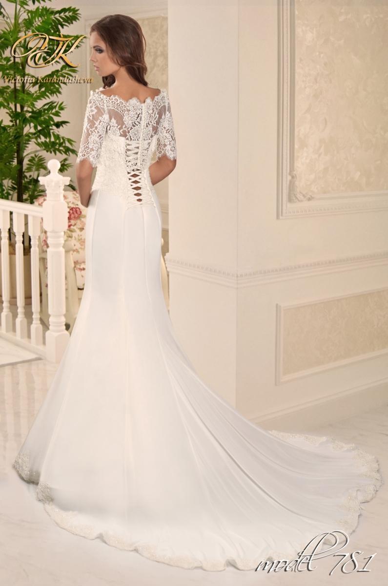 Свадебное платье Victoria Karandasheva 781