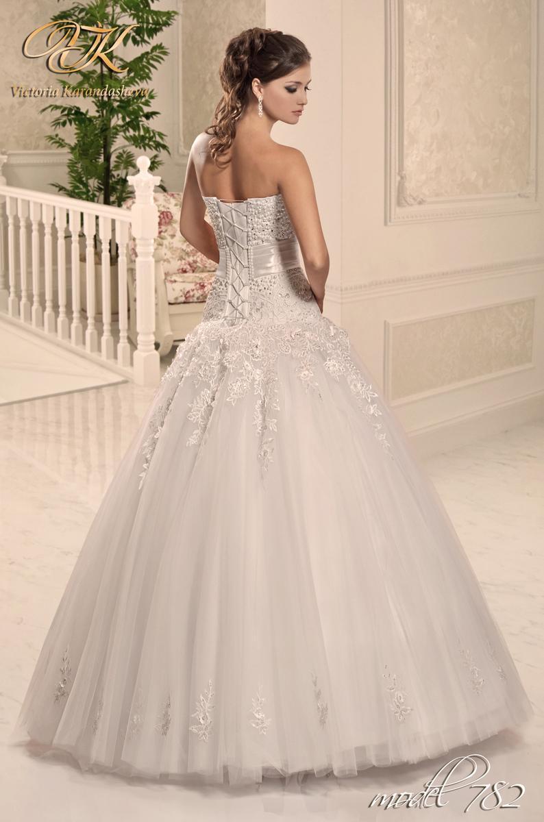 Свадебное платье Victoria Karandasheva 782