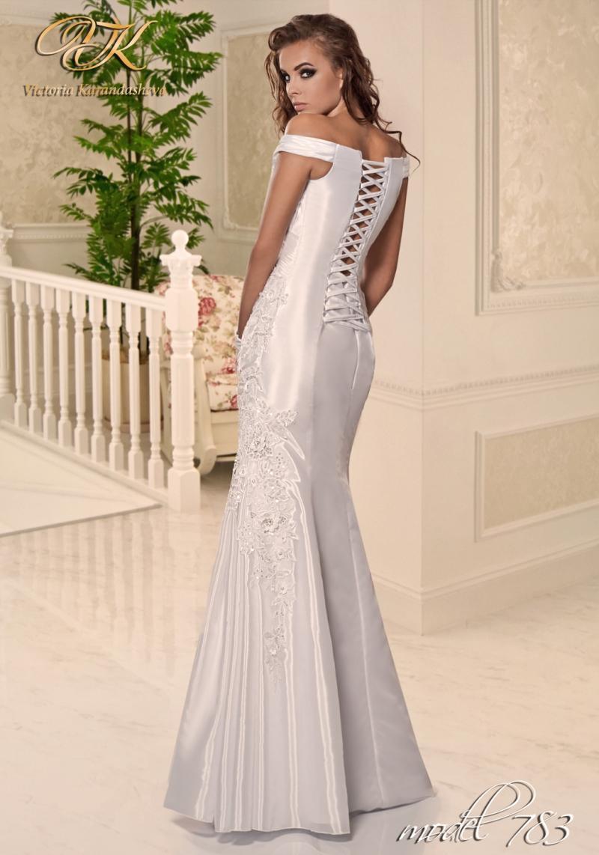 Свадебное платье Victoria Karandasheva 783