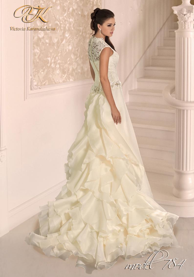 Свадебное платье Victoria Karandasheva 784