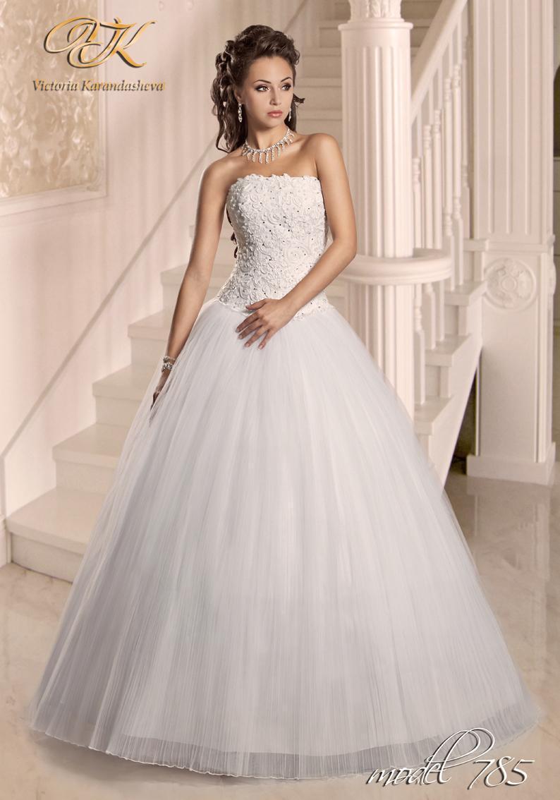 Свадебное платье Victoria Karandasheva 785