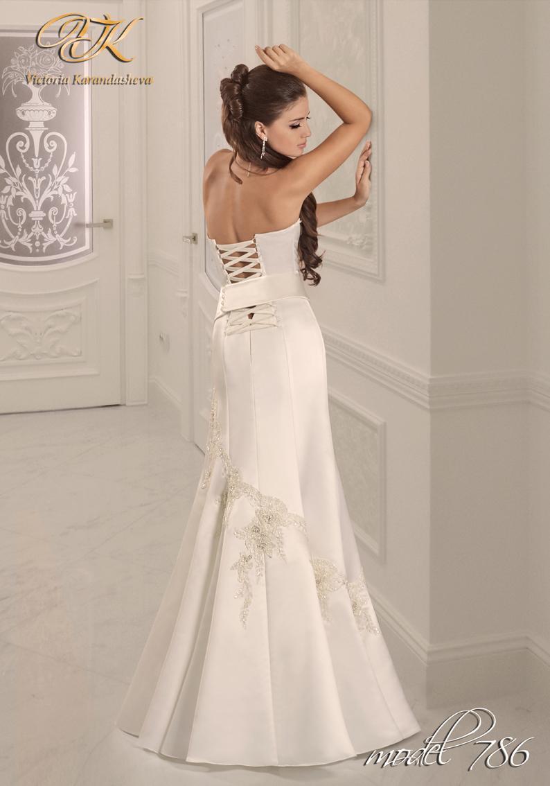 Свадебное платье Victoria Karandasheva 786