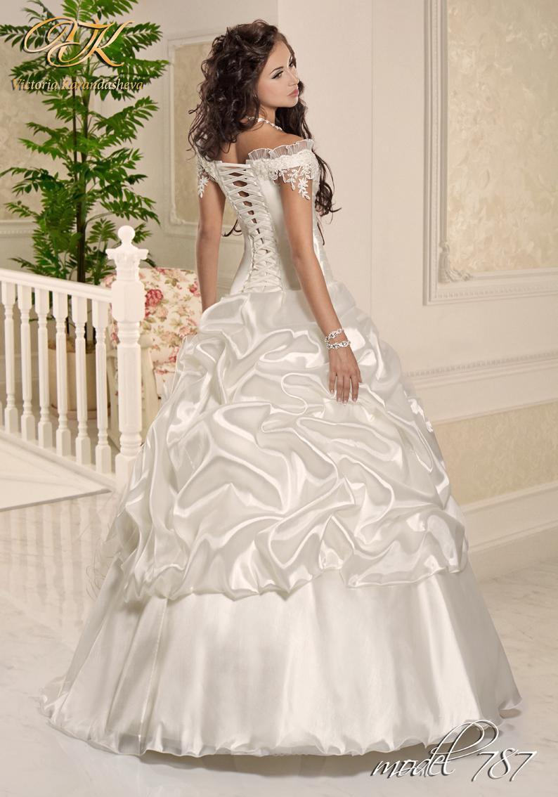 Свадебное платье Victoria Karandasheva 787
